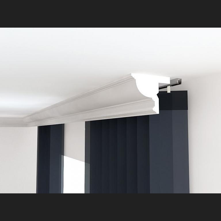 Decken Gardinenschiene LKO10