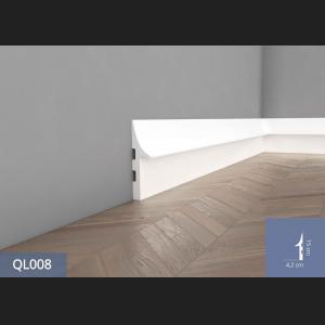 Fußbodenleisten LED QL008