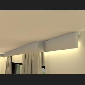 Gardinenstange mit LED LKO7