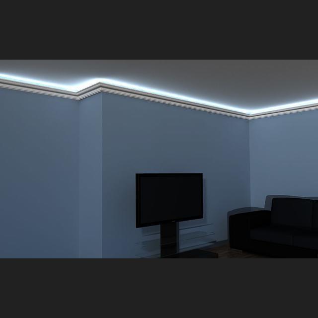indirekte beleuchtung decke