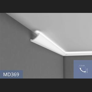 Kunststoffprofil LED MD369