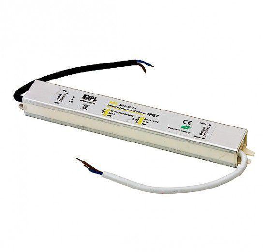 LEDTrafo 30W wasserdicht IP67