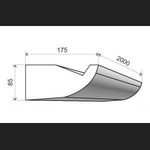 Profil für LED Band LO9