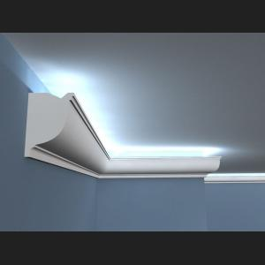 Profil mit LED-Lichterkette LO11