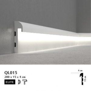 Sockellichtleiste QL015