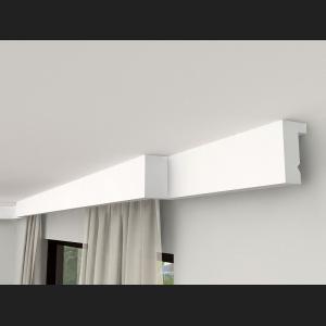 Vorhangprofil mit LED LKO4A
